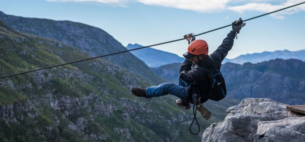 Half Day Canopy Zipline Tour in Elgin, Western Cape-5