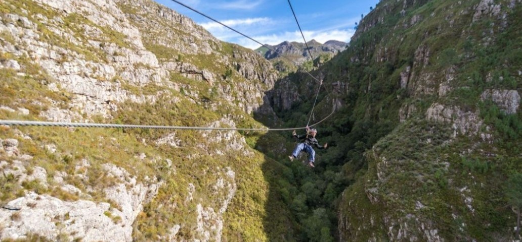 Half Day Canopy Zipline Tour in Elgin, Western Cape-7
