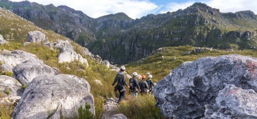 Half Day Canopy Zipline Tour in Elgin, Western Cape-3