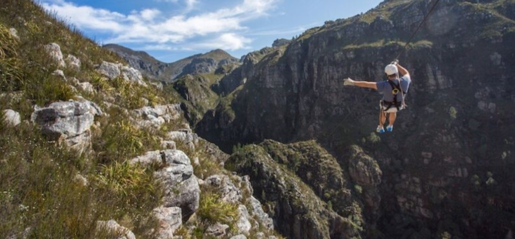 Half Day Canopy Zipline Tour in Elgin, Western Cape-1