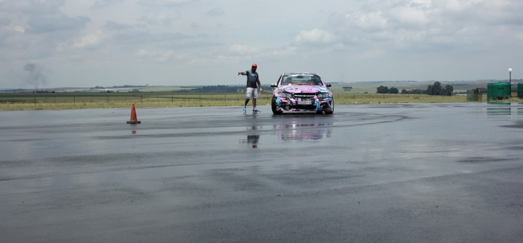 Half Day Intro Drifting Experience in Gauteng-3