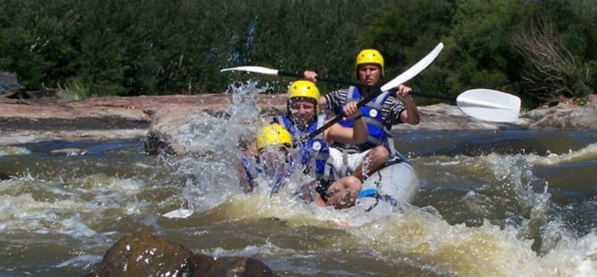Half Day Vaal River Rafting Experience-1