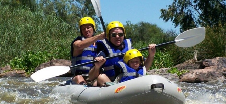 Half Day Vaal River Rafting Experience-2