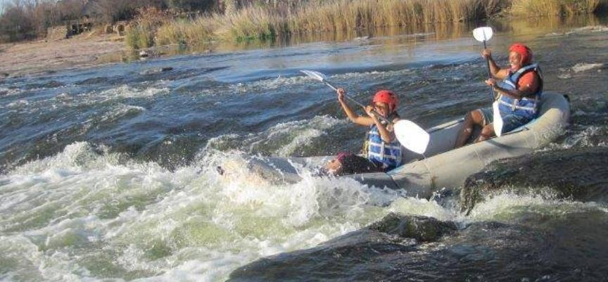 Half Day Vaal River Rafting Experience-4