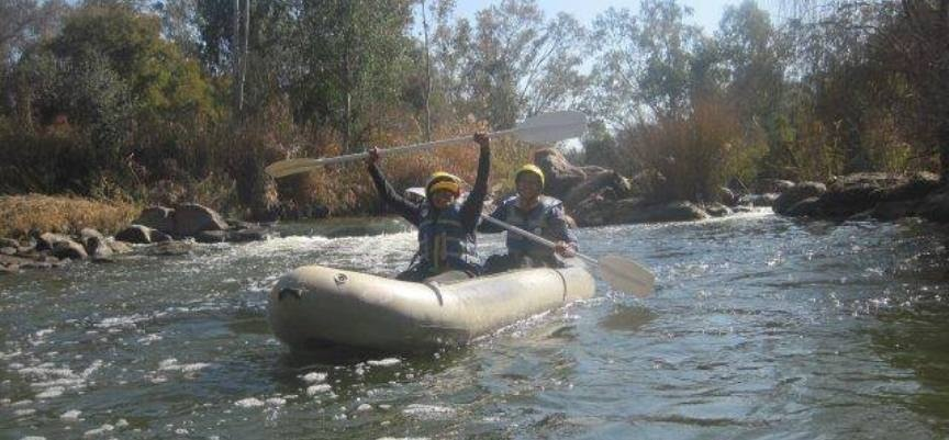 Half Day Vaal River Rafting Experience-5