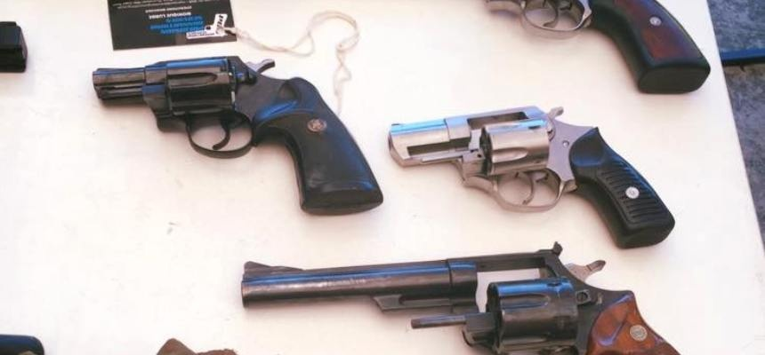 Handgun Shooting Experience For Two in Somerset West-3