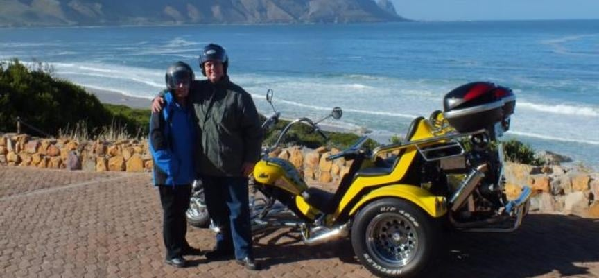 Hermanus Trike Sightseeing Tour For Two-1