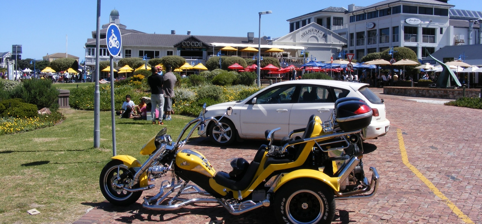 Hermanus Trike Sightseeing Tour For Two-3