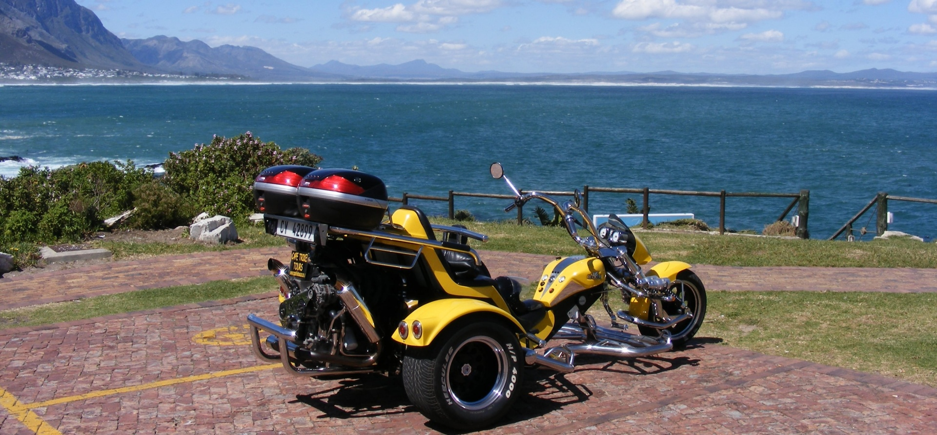 Hermanus Trike Sightseeing Tour For Two-2