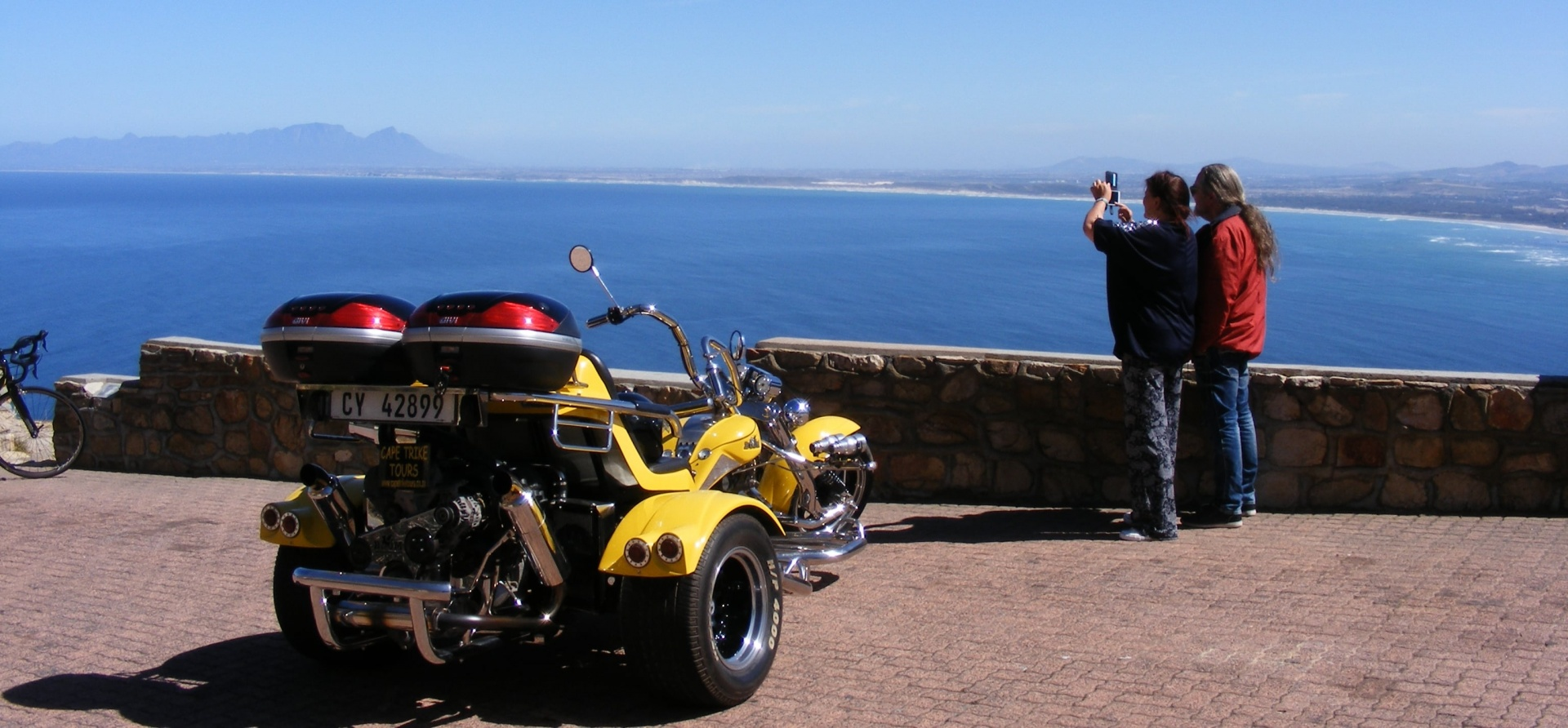 Hermanus Trike Sightseeing Tour For Two-5