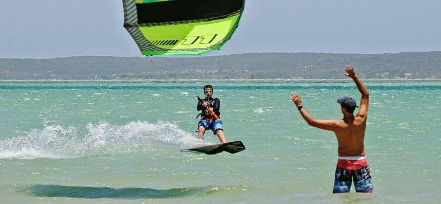 2 Hour Private Kitesurfing Lesson in Cape Town-3