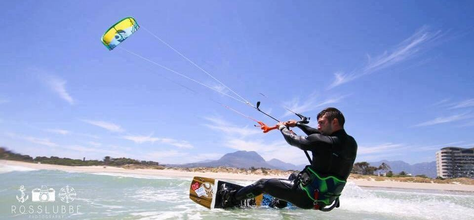 2 Hour Private Kitesurfing Lesson in Cape Town-1