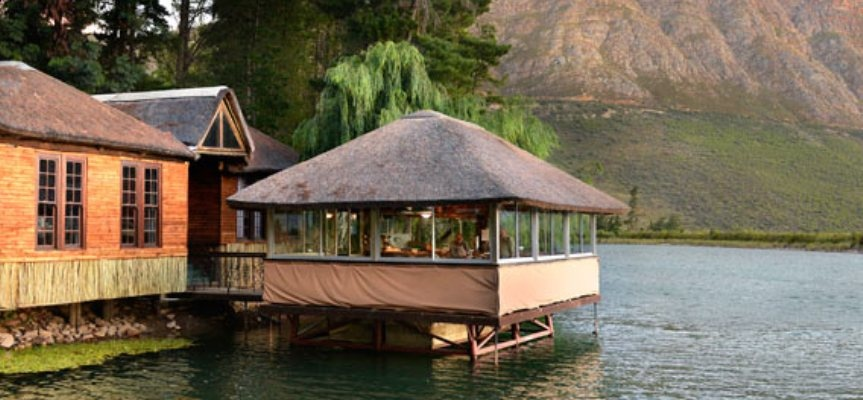 Lakeside Lodge Overnight Break For Two in Franschhoek-1