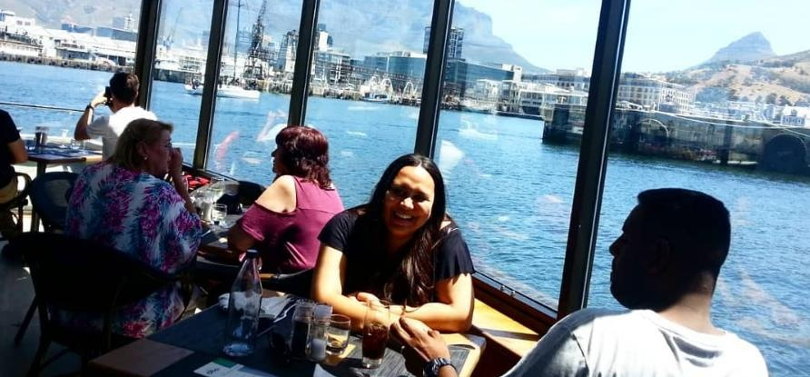 Afternoon Cocktails & Canapés Cruise in Cape Town-11