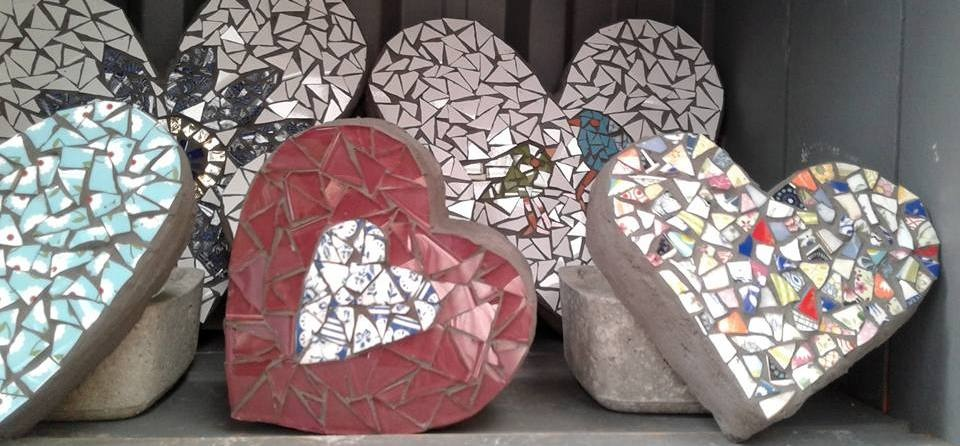 2 Hour Mosaic Workshop For Two in Cape Town-5