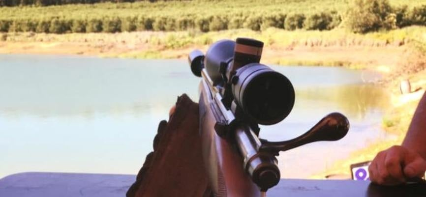 Sniper Rifle and AR-15 Gong Shooting Experience in Somerset West-6