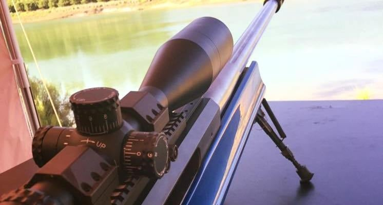 Sniper Rifle and AR-15 Gong Shooting Experience in Somerset West-7