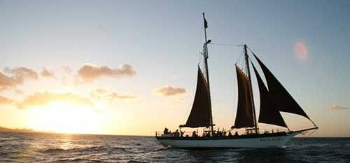 One Hour Schooner Cruise in Cape Town-3