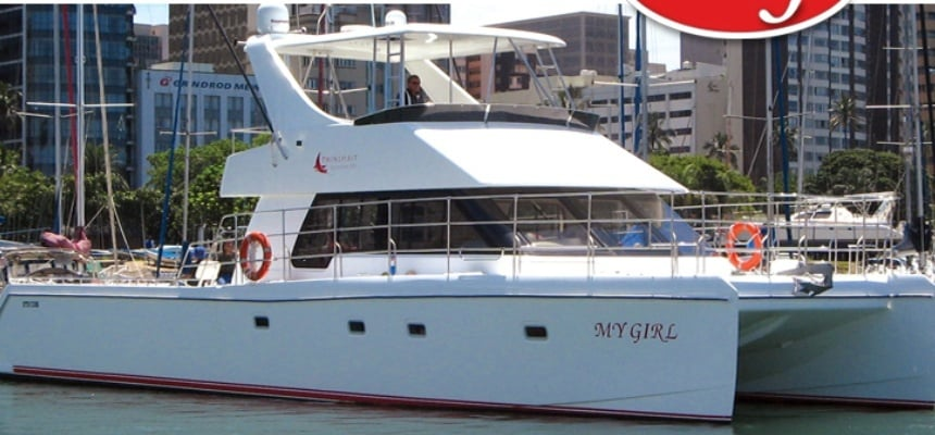 One Hour Scenic Boat Cruise in Durban - Child-4