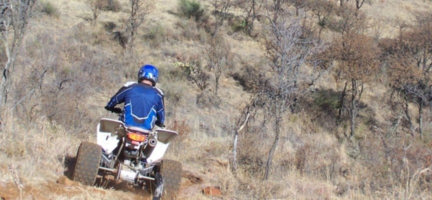 One Hour Quad Biking Experience in Parys-2