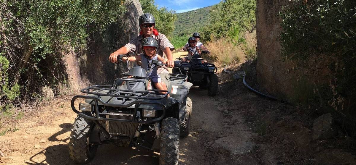 One Hour Quad Bike Nature Trail in Paarl-7