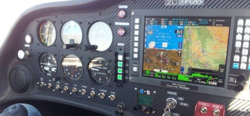 1 Hour Sling Light Aircraft Flying Lesson in Johannesburg-2