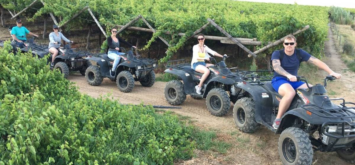 One Hour Quad Bike Nature Trail in Paarl-4