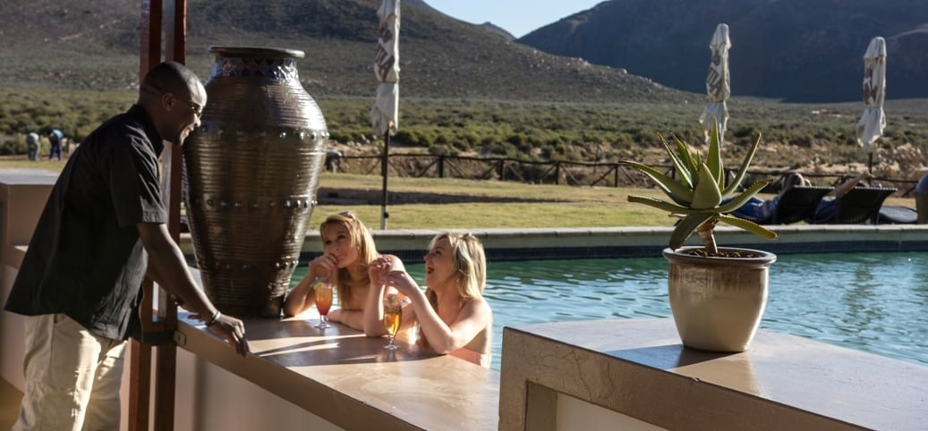 Overnight Spa Break For Two with Game Drives in Touws River-1