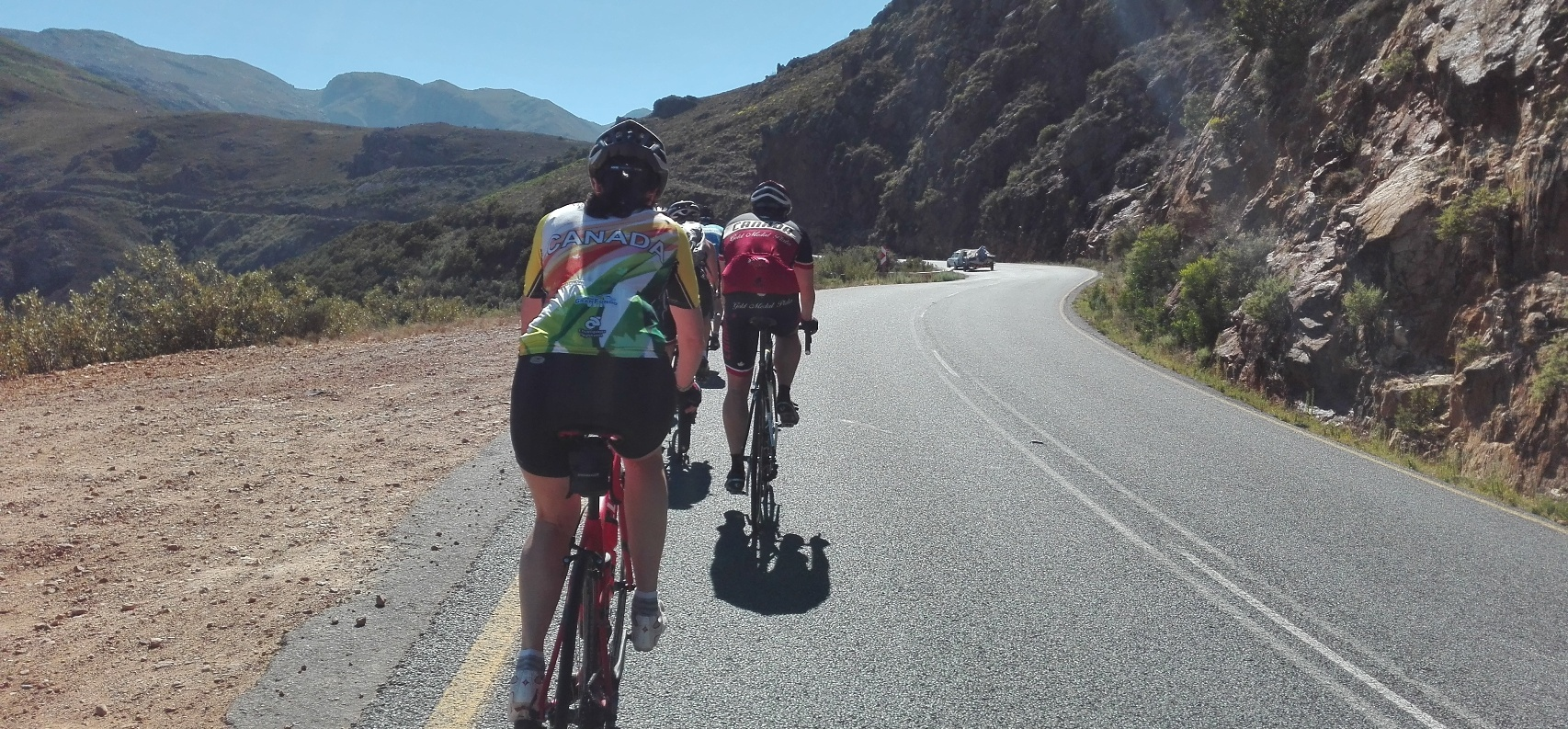 Cape Peninsula Bike Tour for 2-7