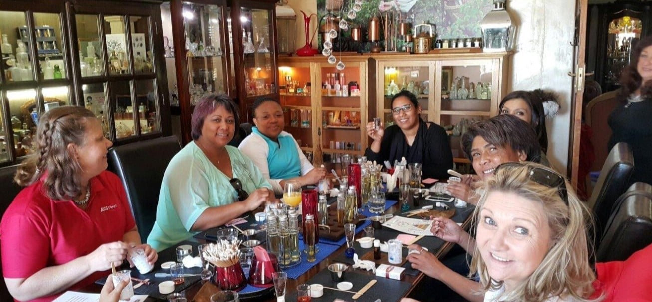Perfume Making Workshop Cape Town - Platinum Package-6