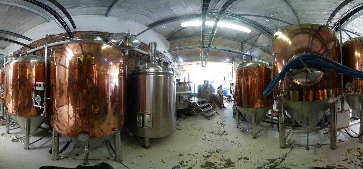 Private Micro Brewery Tour in Cape Town-1