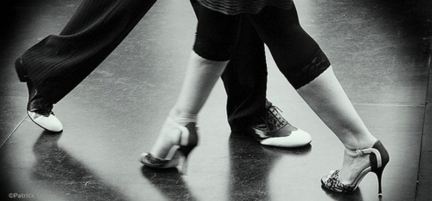Private Couples Tango Lesson in Cape Town-1