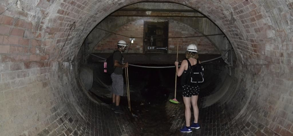 Underground Tunnel Tour For Two in Cape Town-5