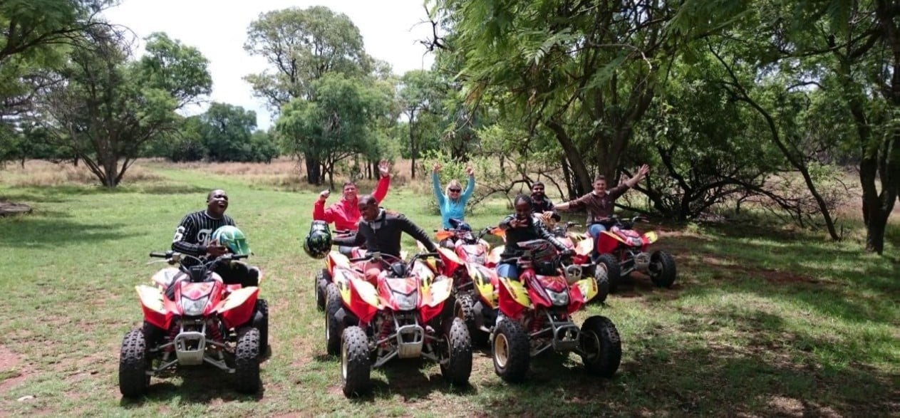 2 Hour Quad Biking Experience in Pretoria-3