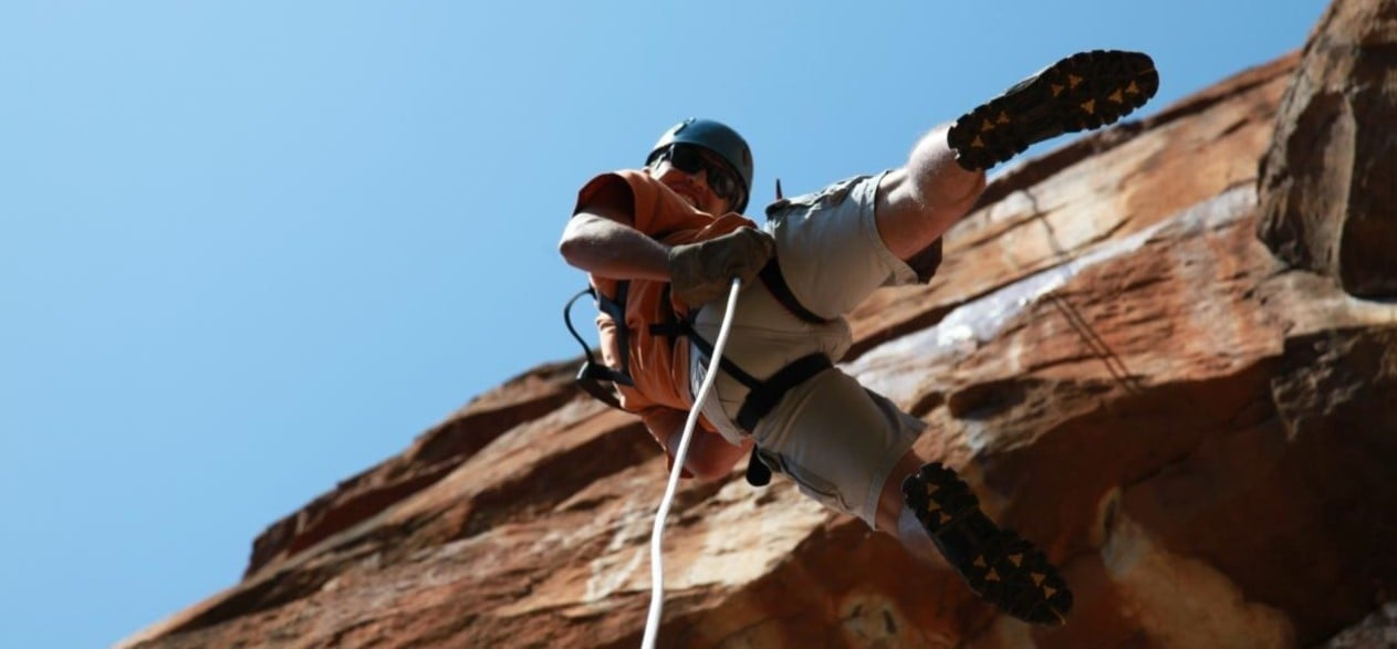 Rap Jumping or Abseiling Experience in Pretoria-1