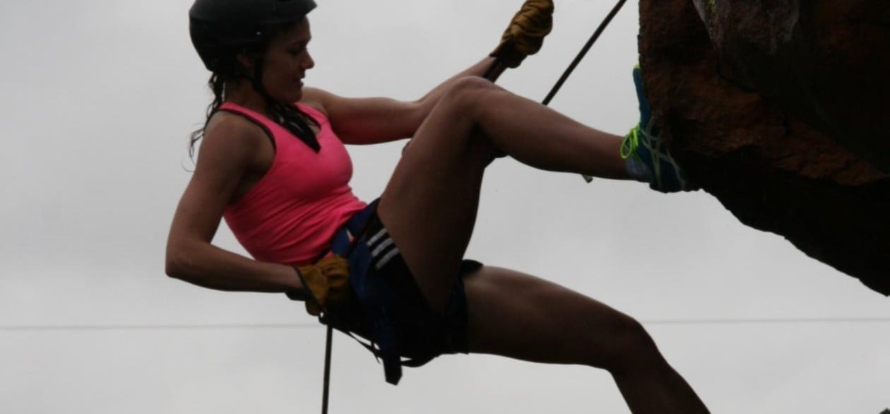 Rap Jumping or Abseiling Experience in Pretoria-3