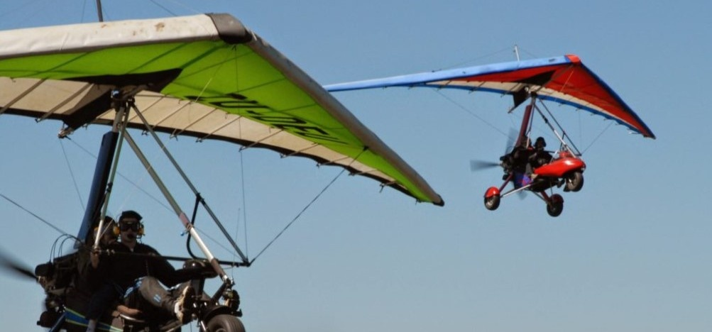 Half Hour Scenic Microlight Flight in Umkomaas-1