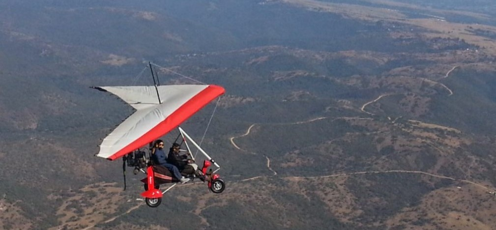 One Hour Scenic Microlight Flight in Umkomaas-7