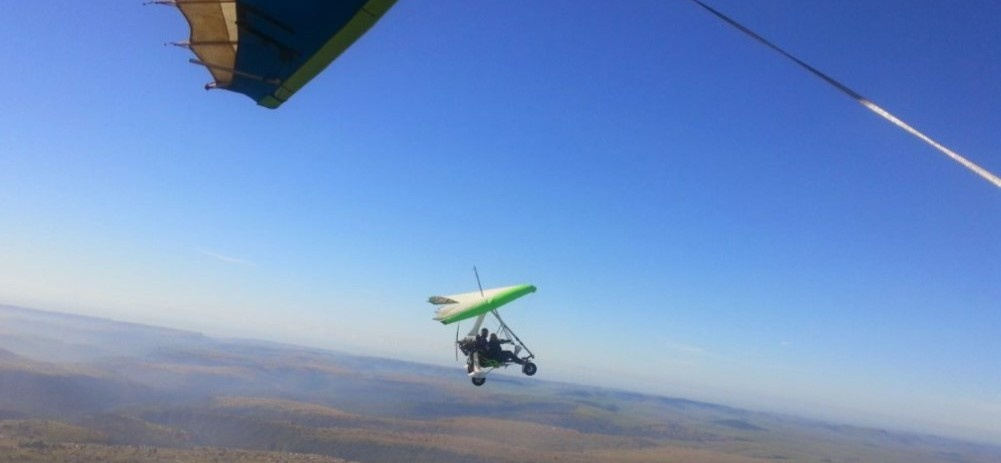 Half Hour Scenic Microlight Flight in Umkomaas-6