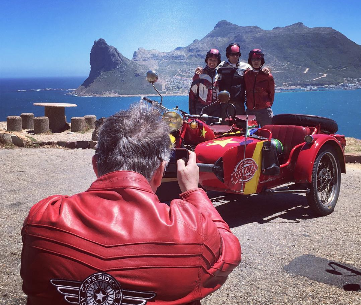 Full Day Motorbike Sidecar Tour in Cape Town-5