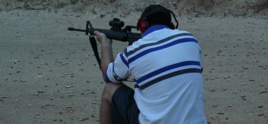 2 Gun Shooting Experience in Simon's Town - Mini-4