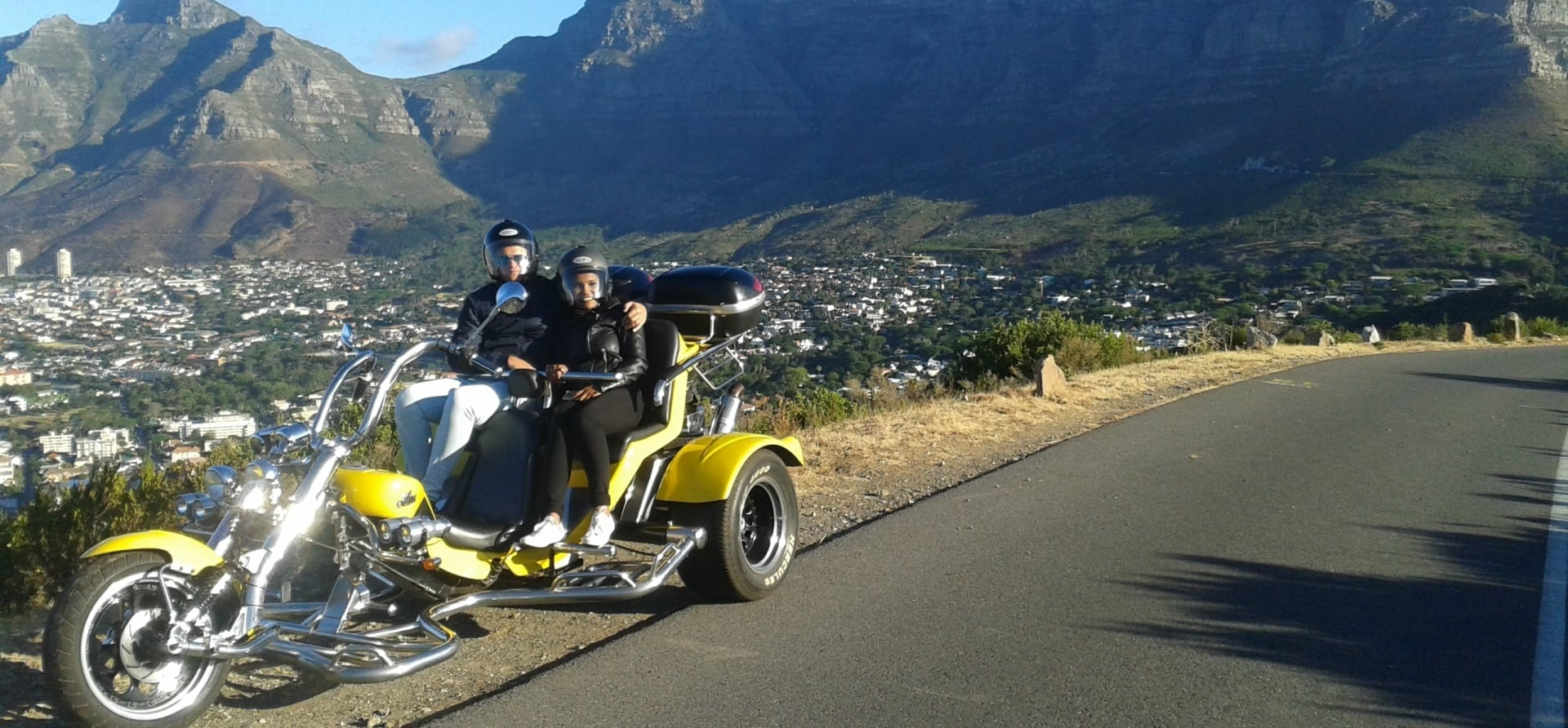 Signal Hill Sunset Trike Tour For Two-1