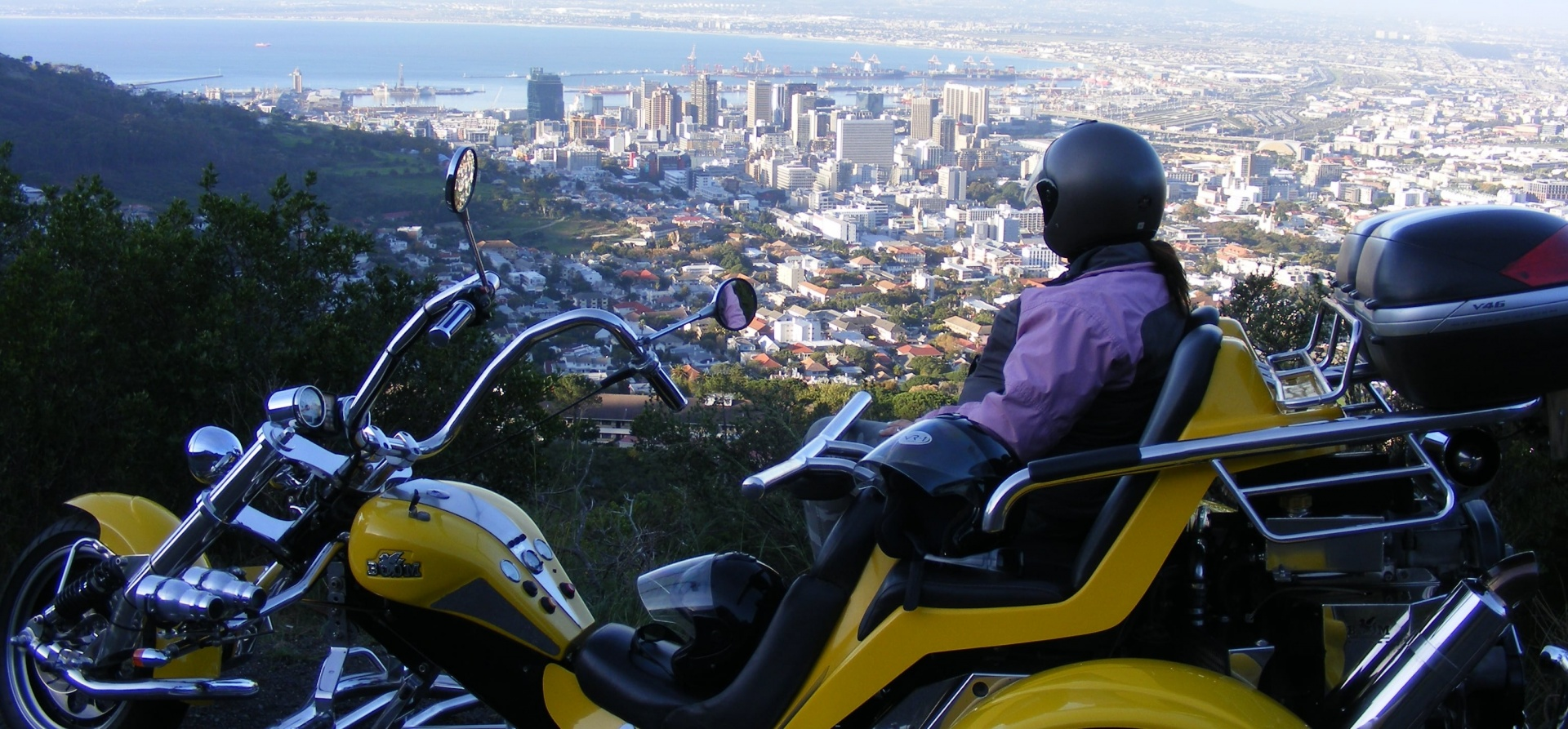 Signal Hill Sunset Trike Tour For Two-2