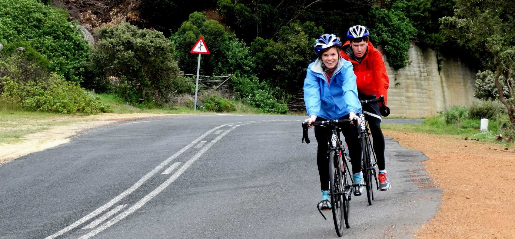 Cape Peninsula Bike Tour for 2-8