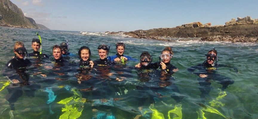 Snorkeling Experience on Storms River - Tsitsikamma-4