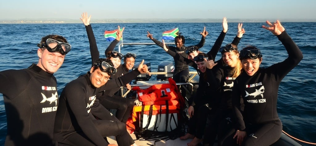 Snorkelling With Sharks Experience in Durban-4