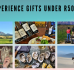 Budget Busting: Experience Gifts Under R500
