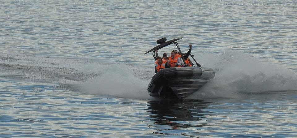 Speed Boat RIB Ride in Mossel Bay-5