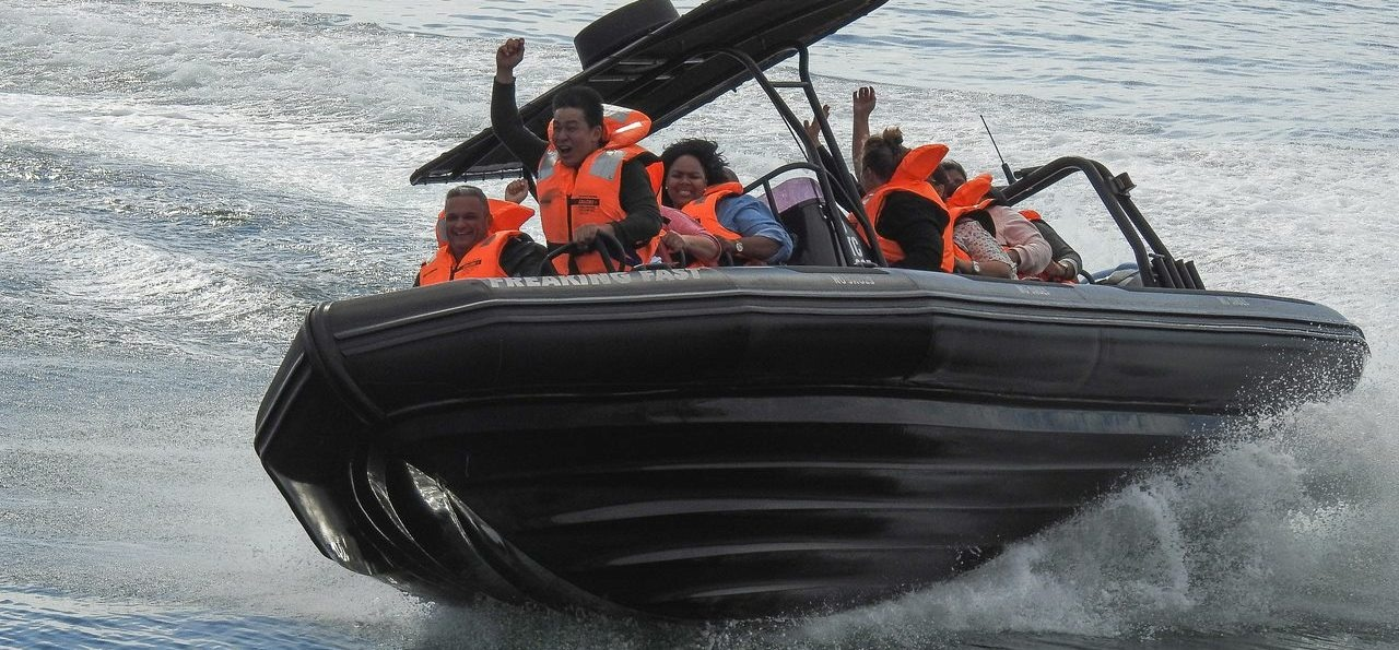 Speed Boat RIB Ride in Mossel Bay-1