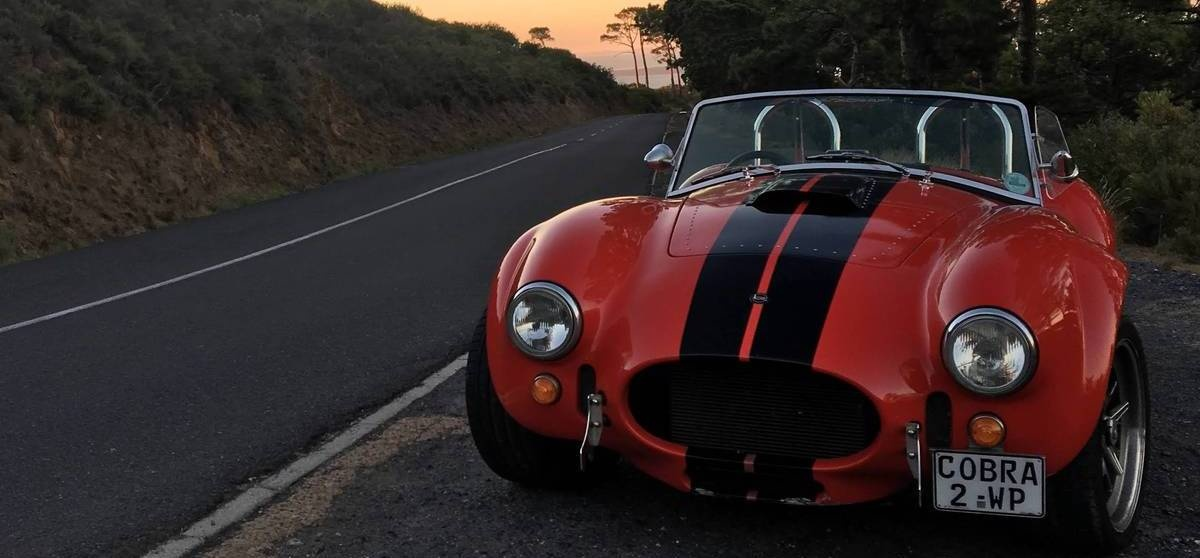 Sunset Cobra Driving Experience in Cape Town-1